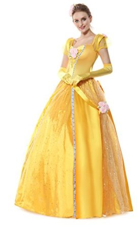 Sibeawen-Womens-Deluxe-Princess-Adult-Costumes-0-3