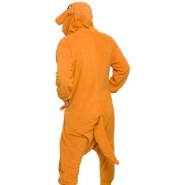 Silver-Lilly-Unisex-Adult-Pajamas-Plush-One-Piece-Cosplay-Kangaroo-Animal-Costume-0-3