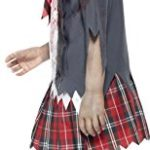 Smiffys-Girls-Zombie-School-Girl-Costume-0-1