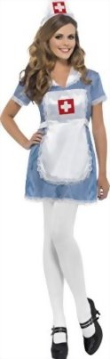 Smiffys-Womens-Nurse-Naughty-Costume-with-Dress-Apron-and-Hat-0