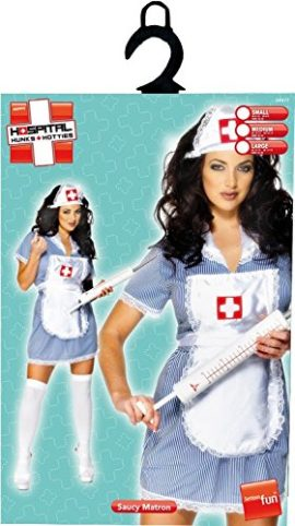 Smiffys-Womens-Nurse-Naughty-Costume-with-Dress-Apron-and-Hat-0-2