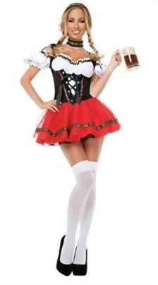 Stock-Oktoberfest-Bavarian-Girl-Costume-Halloween-Fancy-Dress-0-2