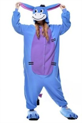 Superlieu-Halloween-Costumes-Unisex-Adult-Onesie-Sleeping-Wear-Kigurumi-Pajamas-0