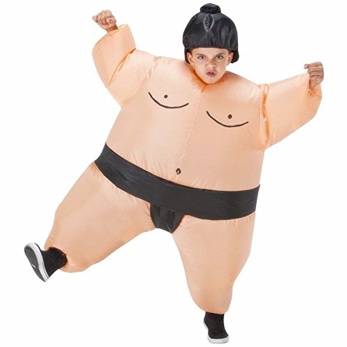 TOLOCO-Inflatable-Kids-Sumo-Wrestler-Wrestling-Suits-Halloween-Costume-0