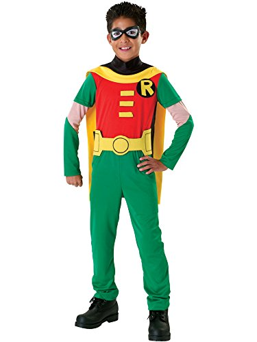 Teen Titans Child's Robin Costume