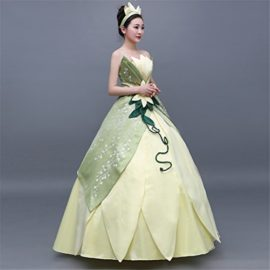 Tiana-Costume-for-Women-Adult-Princess-Cosplay-Dress-Halloween-Christmas-Fancy-Ball-0-2