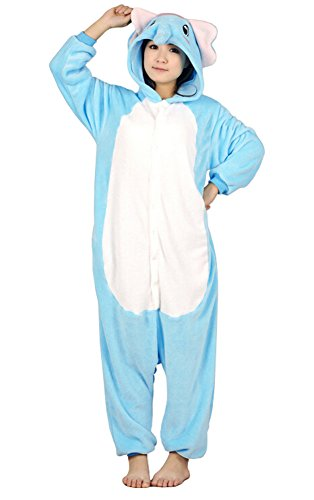 Tonwhar Unisex Adult Pajamas Costume Cosplay Homewear Lounge Wear