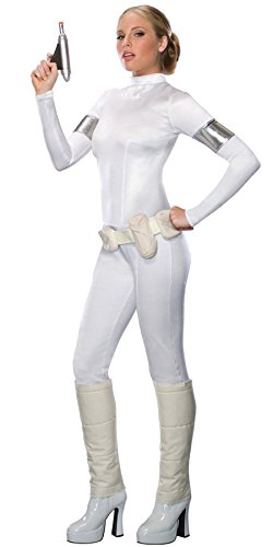 UHC Women's Amidala Star Wars Jumpsuit Theme Party Fancy Halloween Costume