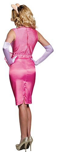 UHC-Womens-Miss-Piggy-Comical-Theme-Party-Fancy-Dress-Adult-Halloween-Costume-0-0