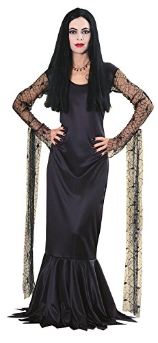UHC-Womens-Morticia-Addams-Family-Gothic-Vampire-Witch-Halloween-Costume-0-0