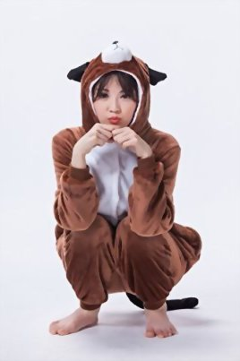 Unisex-Adult-Anime-Cosplay-Outfit-Dog-Halloween-Costumes-Pajamas-0-0