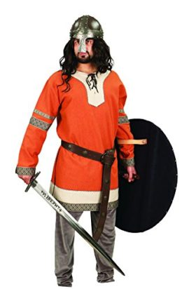 Viking-Nobles-Cotton-Tunic-Medieval-Mens-Dark-Ages-Halloween-Costume-0-0