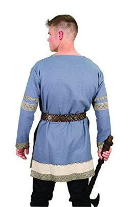 Viking-Nobles-Cotton-Tunic-Medieval-Mens-Dark-Ages-Halloween-Costume-0-1