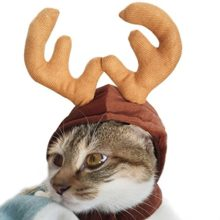 Wildforlife-Halloween-Pet-Cute-Reindeer-Costume-Hat-for-Cat-and-Small-Dog-0