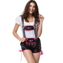 Women-Lederhosen-Oktoberfest-Bavarian-German-Beer-Costume-0