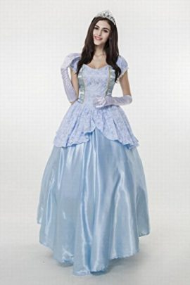 Womens-Enchanting-Princess-Costume-Cinderella-Ball-Gown-Fairy-Tale-Deluxe-Dress-0-1