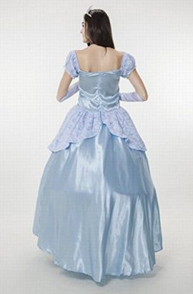 Womens-Enchanting-Princess-Costume-Cinderella-Ball-Gown-Fairy-Tale-Deluxe-Dress-0-2