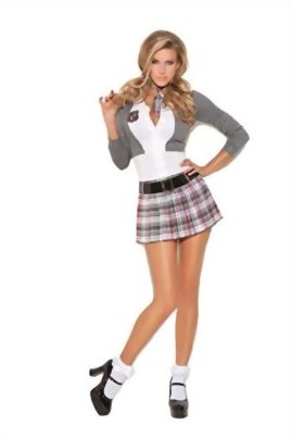 Womens-Mischievous-School-Girl-Cosplay-Costume-0