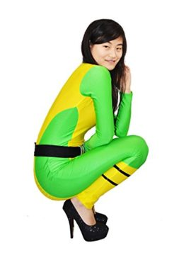 X-Men-Rogue-Spandex-Superhero-Costume-With-Belt-Lady-Cosplay-Rogue-Costume-0-0