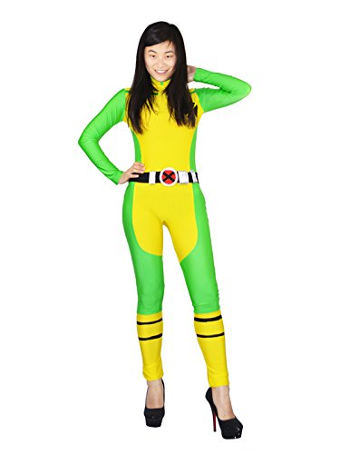 X-Men-Rogue-Spandex-Superhero-Costume-With-Belt-Lady-Cosplay-Rogue-Costume-0