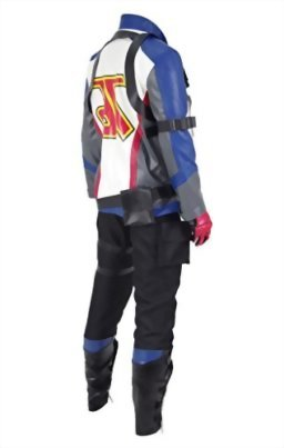 Xiao-Maomi-Mens-Pleather-Jacket-Halloween-Full-Set-Cosplay-Costume-0-2