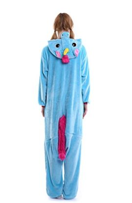 Yutown-Adult-Unicorn-Pajamas-Animal-Costume-Cosplay-Onesie-Halloween-Gift-0-2