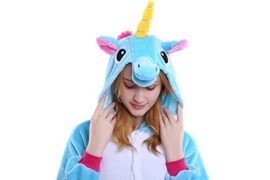 Yutown-Adult-Unicorn-Pajamas-Animal-Costume-Cosplay-Onesie-Halloween-Gift-0-3