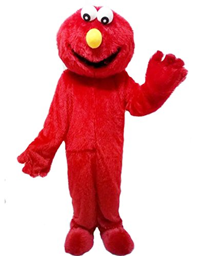 ZYZ-Elmo-Red-Monster-Mascot-Costume-Cartoon-Costume-0