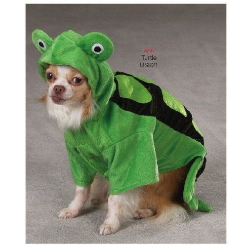 Zack & Zoey Turtle Pet Costume