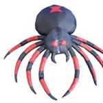 4-Foot-Wide-Halloween-Inflatable-Black-Spider-Yard-Decoration-0-1