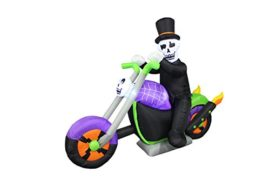 6-Foot-Long-Halloween-Inflatable-Skeleton-Riding-on-Motorcycle-Party-Yard-Decoration-0-1