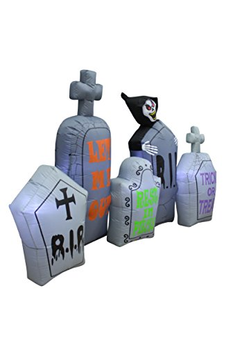 7-Foot-Long-Lighted-Halloween-Inflatable-Tombstones-Pathway-Scene-Haunted-House-Prop-Grim-Reaper-Indoor-Outdoor-Yard-Decoration-0-0
