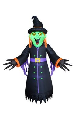 8-Foot-Tall-Halloween-Inflatable-Witch-New-Party-Yard-Decoration-0