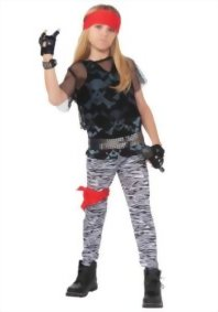 Rock Star Costumes for Boys