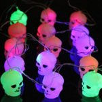 AUCH-16LED-3D-Skeleton-Skull-Ghost-Outdoor-Indoor-Lighting-String-Light-Lamp-for-Halloween-Christmas-Masquerade-Carnival-Themed-Party-Decor-Colorful-Lights-0-0
