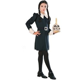 Addams-Family-Childs-Wednesday-Addams-Costume-0-1