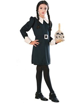 Addams-Family-Childs-Wednesday-Addams-Costume-0