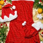 Adult-Women-Santa-Girl-Sequined-Costume-Mrs-Claus-Role-Play-Christmas-Dress-Up-0-4
