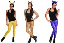 Adult-size-Pokemon-Kit-Headband-Leggings-Pikachu-Charizard-Gengar-0