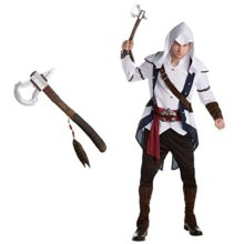 Assassins-Creed-Connor-Adult-Costume-Bundle-Set-0