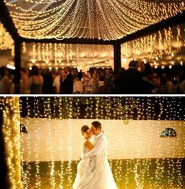 Autolizer-LED-Fairy-String-Lights-Lamp-for-Xmas-Tree-Holiday-Wedding-Party-Decoration-Halloween-Showcase-Displays-Restaurant-or-Bar-and-Home-Garden-Control-up-to-8-modes-0-2