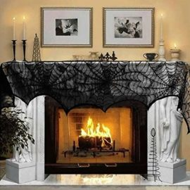 Aytai-18-x-96-inch-Cobweb-Fireplace-Scarf-Mysterious-Halloween-Party-Door-Window-Decoration-Lace-Black-SpiderWeb-Mantle-Lace-Runner-Fireplace-Scarf-Festive-Supplies–0-1