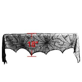 Aytai-18-x-96-inch-Cobweb-Fireplace-Scarf-Mysterious-Halloween-Party-Door-Window-Decoration-Lace-Black-SpiderWeb-Mantle-Lace-Runner-Fireplace-Scarf-Festive-Supplies–0-2