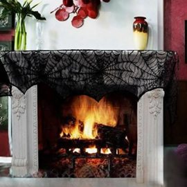 Aytai-18-x-96-inch-Cobweb-Fireplace-Scarf-Mysterious-Halloween-Party-Door-Window-Decoration-Lace-Black-SpiderWeb-Mantle-Lace-Runner-Fireplace-Scarf-Festive-Supplies–0-3