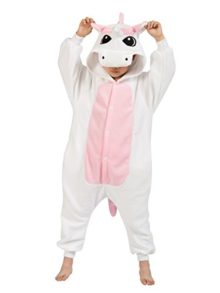 BELIFECOS-Childrens-Pink-Unicorn-Costumes-Animal-Onesies-Kids-Homewear-Pajamas-0