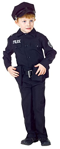Boys-Policeman-Set-Kids-Costume-Md-6-8-Halloween-Costume-0