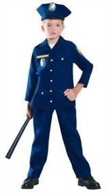 CHILD Police Officer Costume (Please see product details for accessories)  sc 1 st  Halloween Costumes Best & Best Policeman Costumes for Boys On Sale Now - Halloween Costumes Best