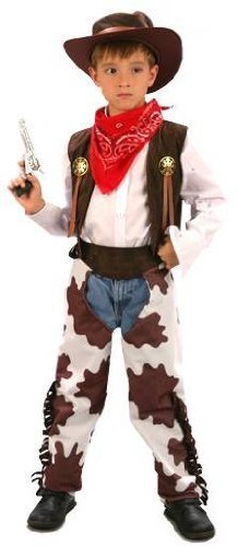 COWBOY-COWPRINT-CHAPS-FANCY-DRESS-COSTUME-0