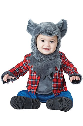 California Costumes Baby Boys' Wittle Werewolf Infant