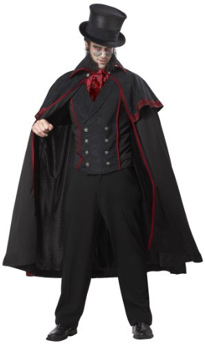 California Costumes Jack The Ripper Set